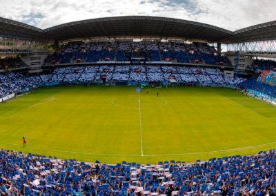 Carlos Tartiere Stadium in Oviedo