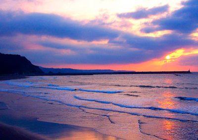 Quebrantos beach