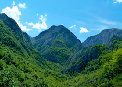 Natural Park Las Ubiñas